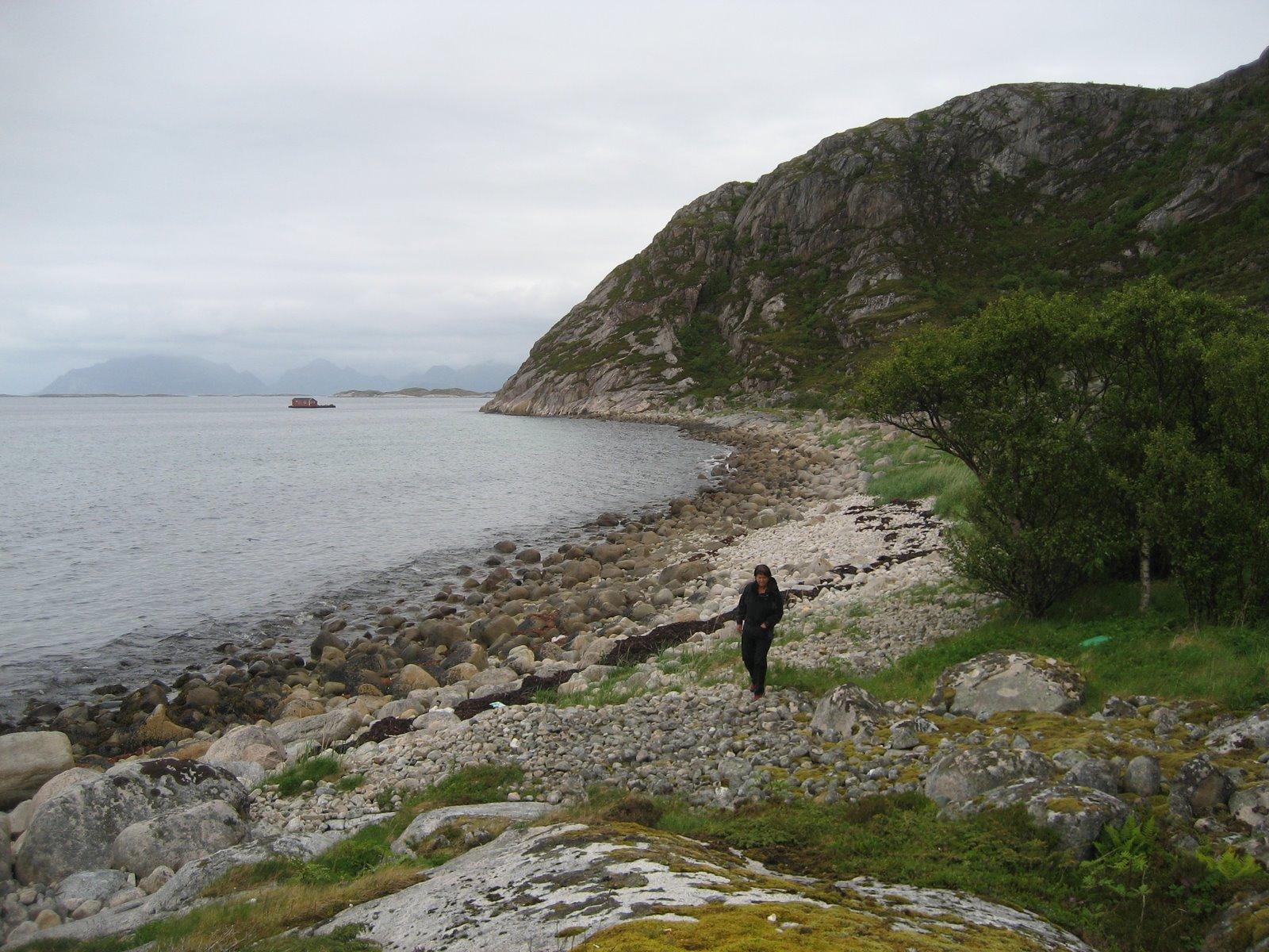 reiser langs norskekysten